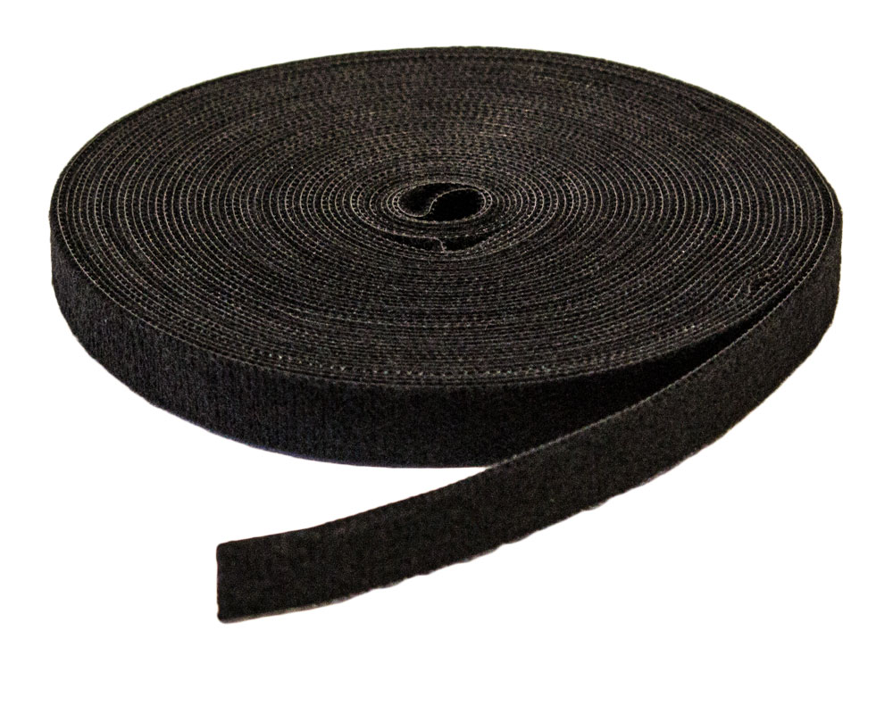 "1//2/"" Roll Hook and Loop Reusable Cable Ties Wraps /& Straps 10M 30ft 2 Pack Lot"